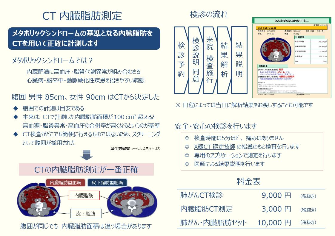 低線量肺がんCT検診資料2